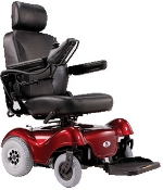 Heartway USA Rumba S HP4 Electric Power Wheelchair