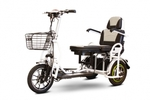 E Wheels EW-02 Bariatric Folding Travel Scooter