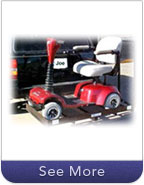Power Wheelchair & Scooter Carriers