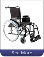 Standard Manual Wheelchairs