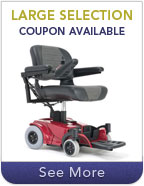 Used Power Wheelchairs