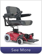 Transportable / Travel Power Wheelchairs