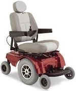 Used Pride Jazzy 1170XL Plus Power Wheelchair Like New