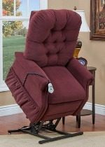 Med Lift Reliance 1450 Ultra-Petite 2 Way Reclining Lift Chair