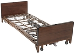 Drive Delta 1000 Ultra-Light Full-Electric Low Hospital Bed #15235
