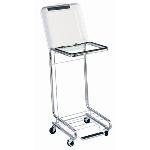 Brewer 11410 Tilt Top Square Hamper