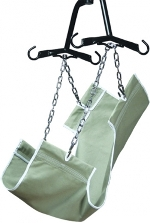 Lumex Heavy Duty 2-Point Patient Lift Sling (GF114-C-LC)