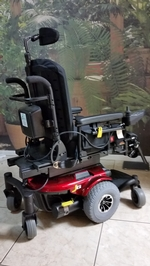 Used Pride Quantum J6 Powerchair Like New