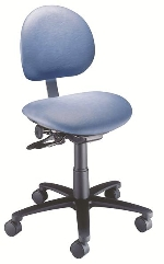 Brewer 21435B Ergonomic Task Chair