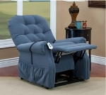 Med Lift Reliance 2553 Tall 3 Way Reclining Lift Chair