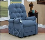 Med Lift Reliance 2555 Wide 2 Way Reclining Lift Chair