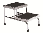 Brewer 31200 Heavy Duty, Two-Step Step Stool