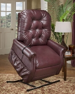 Med Lift Reliance 3555 Bariatric 2 Way Reclining Lift Chair
