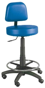 Winco 4380 Gas Lift Lab Stool