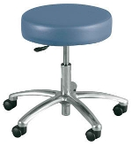 Winco 4400 Deluxe Gas Lift Stool