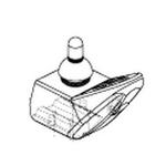 Jazzy 614 4-Key Dynamic Shark Joystick Controller (CTLDC1529)