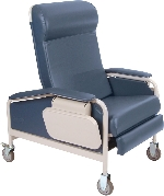 Winco 5291 XL Convalescent Recliner