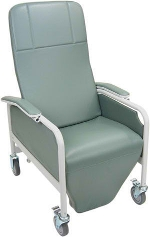 Winco 5361 Caremor Recliner Geriatric Chair