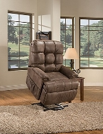 Med Lift Reliance 5500 Wall-Hugger 2-Position Reclining Lift Chair