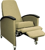 Winco 5580/5584 Cozy Comfort Premier Recliner Geriatric Chair
