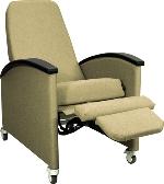 Winco 5580/5584 Cozy Comfort Premier Recliner Geriatric Chair
