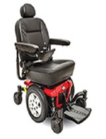 Pride Jazzy 600 ES Electric Wheelchair