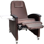 Winco 6700/6704 Designer CareCliner Geriatric Chair