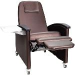 Winco 6700/6704 Designer CareCliner Geriatric Chair