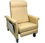 Winco 6910 XL Elite CareCliner with Nylon Casters