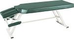 Winco 8050 Adjustable Treatment Table w/Tilting Head & Armrest
