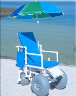 Reclining Beach Access Chair