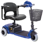 CTM HS-125 3 Wheel Electric Scooter