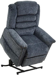 Catnapper 4825 Soother Pow R Lift Full Lay Out Recliner W