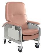 Lumex Deluxe Clinical Care Geriatric Recliner FR566G