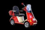 E Wheels EW-52 4 Wheel Mobility Scooter