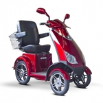 E Wheels EW72 4 Wheel Deluxe Scooter