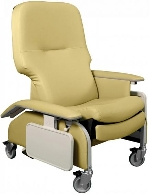 Lumex Deluxe Clinical Care Recliner with Drop Arms FR566DG