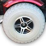 Jet 3 Flat Free Drive Wheel (WHLASMB1546)