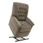 Pride LC-358P 3-Position Full Recline Chaise Lounge lift chair