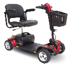 Pride GoGo Sport 4 Wheel Electric Scooter SC74