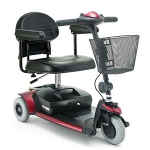 Pride Go Go Elite Traveller 3 Wheel Travel Scooter SC40E