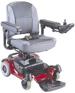 CTM HS-1500 RWD - Power Wheelchair