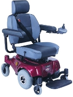 CTM HS-2800 MWD - Power Wheelchair