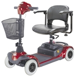 CTM HS-295E 4 Wheel Electric Scooter