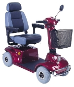 CTM HS-580 4 Wheel Electric Scooter