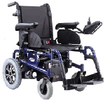 CTM HS-6200 Folding - Power Wheelchair