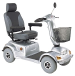 CTM HS-890 4 Wheel Electric Scooter