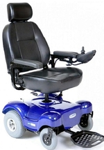 Used Heartway USA Rumba S HP4 Power Wheelchair