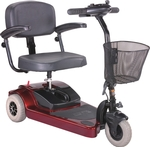 IMC Heartway USA S33 Picnic 3 Wheel Scooter
