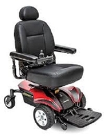 New Pride Jazzy Special Power Wheelchair